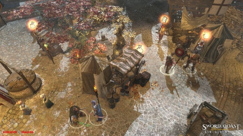 Bild:Sword Coast Legends (PC)